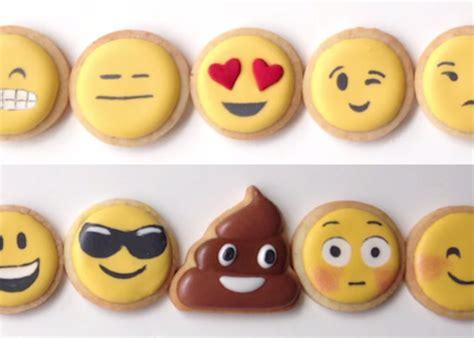 cookie emoji how to make your own emoji cookies