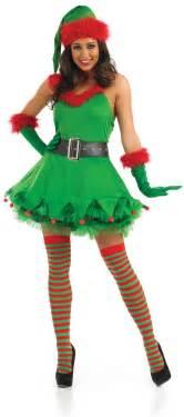 Ladies santas little helper christmas fancy dress costume 6 22 ebay