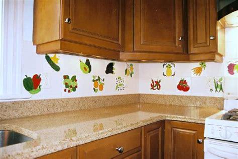 kitchen tiles with fruit design kitchen fruit tile kitchen design photos