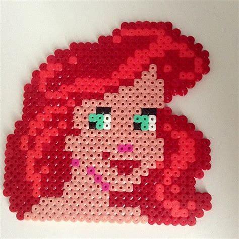 perler idea ariel perler by perler bead ideas crafts