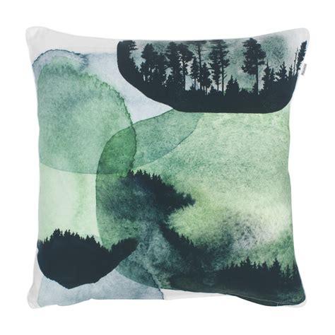 green throw pillows for pentik maisema green throw pillow pillows blankets