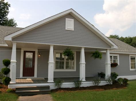 ranch homes with front porches covered portico porch deck added to the front of a long