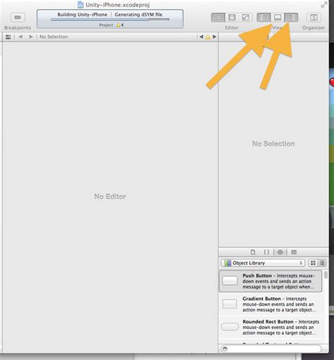 xcode window layout xcode default window layouts stack overflow