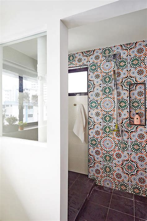 pattern tiles singapore 6 homes with gorgeous patterned tiles home decor singapore