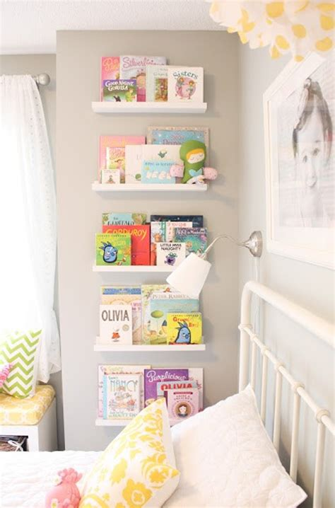 10 Cute Minimalist Bookshelves For Kids Rooms Home Bookshelves For Toddlers Room