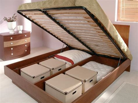 bed design with storage 18 space saving bed with storage design ideas for small spaces