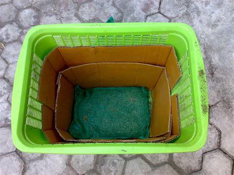 Keranjang Takakura cara pembuatan kompos untuk tanaman