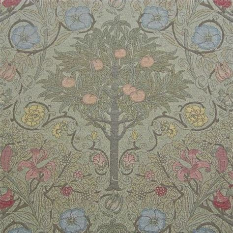 William Morris Upholstery Fabric by Upholstery Trees And Tree Of On