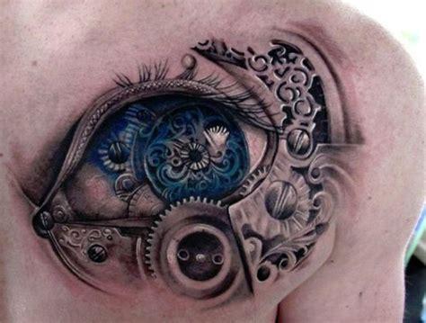 51 coolest steampunk tattoo designs amazing tattoo ideas