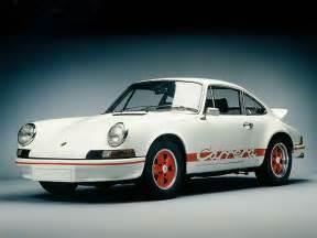 Porsche 2 7 Rs Porsche 911 Rs 2 7 1973