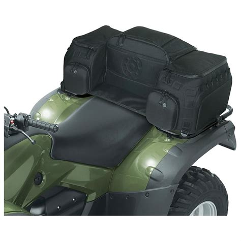 atv front rack bag quadgear extreme evolution atv front rack bag 154973