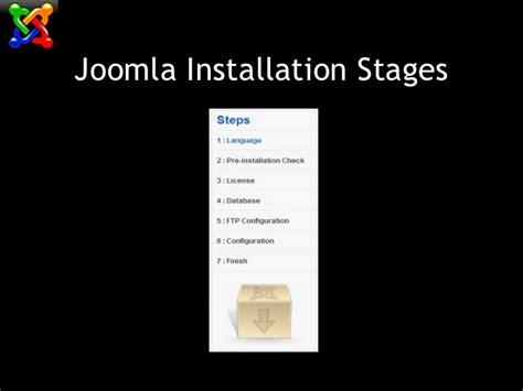 configure joomla xp installation of joomla on windows xp