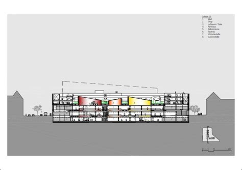 what is section 5 gallery of kulturbau and mall benthem crouwel architects