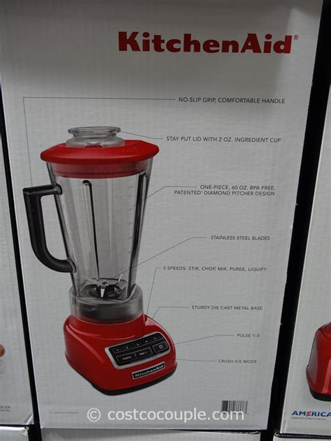 Kitchen Aid Costco by Kitchenaid Series 5 Speed Blender