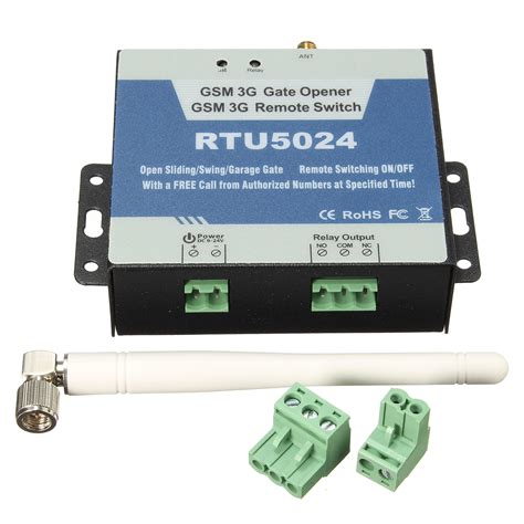 Access Relay by Rtu5024 Gsm Gate Opener Relay Switch Remote Access