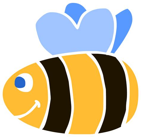 clip arts simple free bees clipart