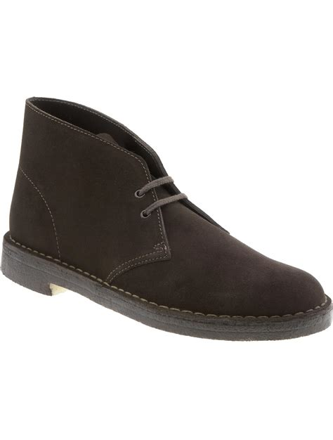 banana republic mens brown suede desert boot in brown for