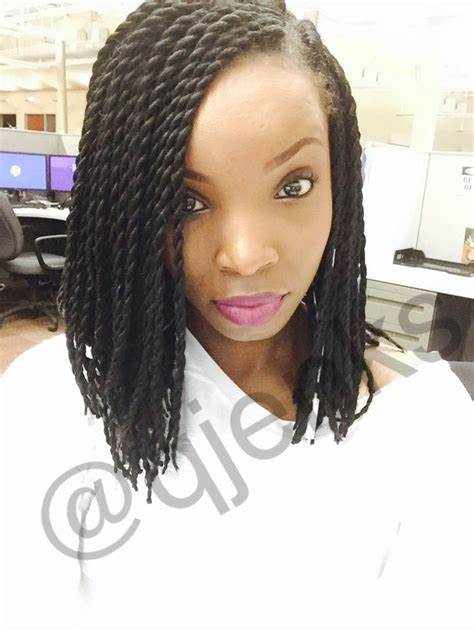 where can i learn to do senegalese hair twist in chicago il two strand twist bob google search braids pinterest