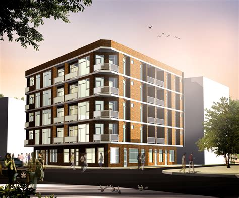Apartment Building Design Arcbazar Com Viewdesignerproject Projectapartment