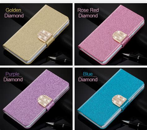 Wallet Xiaomi Redmi 1s Leather new arrival shiny pu leather phone cases for xiaomi redmi