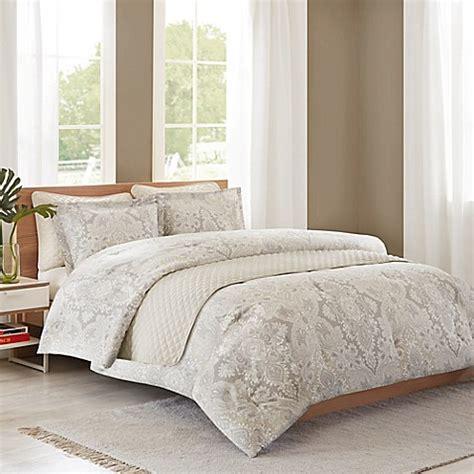 echo odyssey bedding echo design 174 kelly odyssey quilt mini set in lvory multi bed bath beyond