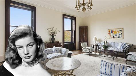 lauren bacall s 26m dakota apartment is officially for sale lauren bacall s 26m dakota apartment is officially for