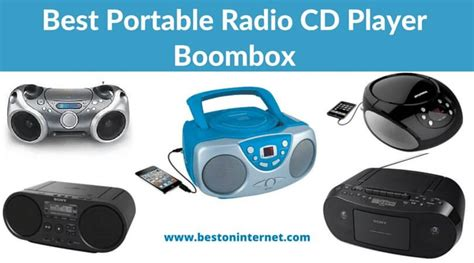 best cd radio best portable radio cd player boombox