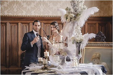 marriage theme in the great gatsby 50 great gatsby wedding theme ideas weddmagz com