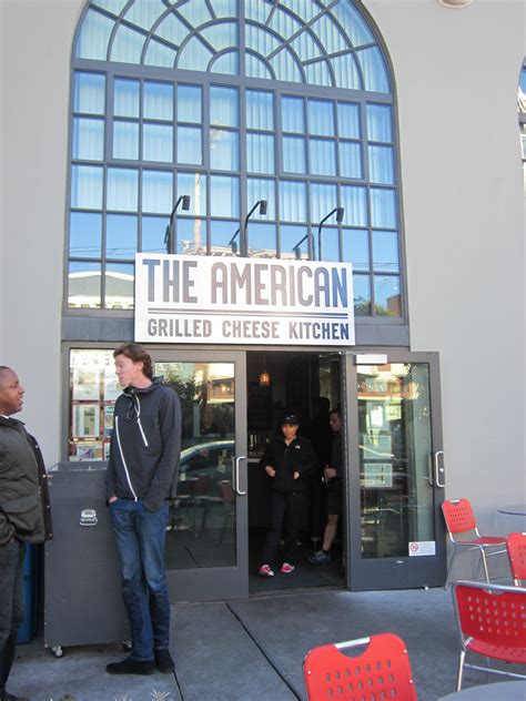 The American Grilled Cheese Kitchen by The Big Grilled Cheese Field Report The American