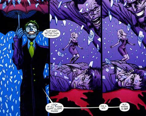 the joker s 10 craziest kills the robot s voice