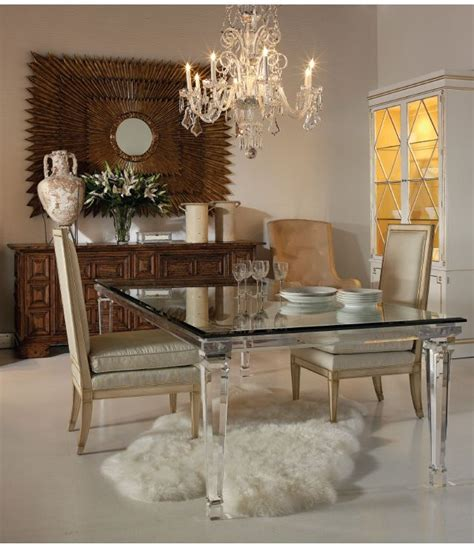 acrylic dining room set best 25 lucite table ideas on pinterest acrylic table