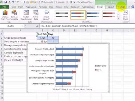 how to create a great a complete system for creating a great looking and improving all aspects of fitness books project timeline with excel gantt chart