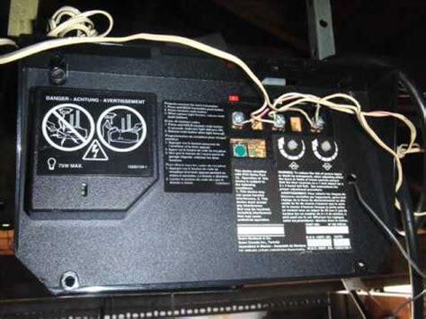 genie door openers wiring diagram genie free engine