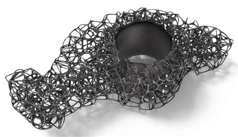design for additive manufacturing element transitions and aggregated structures all