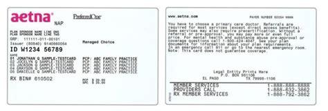 aetna emergency room aetna member id on insurance card circuit diagram maker
