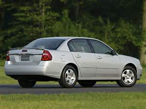 05 Chevrolet Malibu 2004 05 Chevrolet Malibu 2003 05
