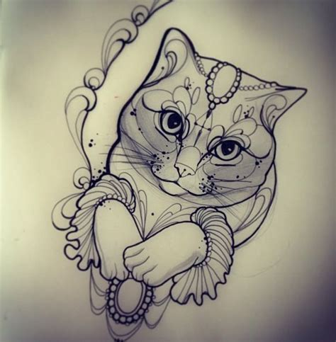 cat tattoo lookup best 25 cat face tattoos ideas on pinterest tattoo on