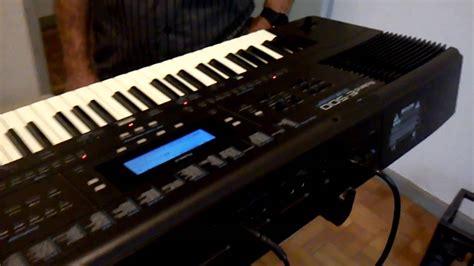 Roland E 5 teclado roland e 500