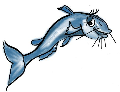 What Does Catfish Use To Find Catfish Animation Clipart Best