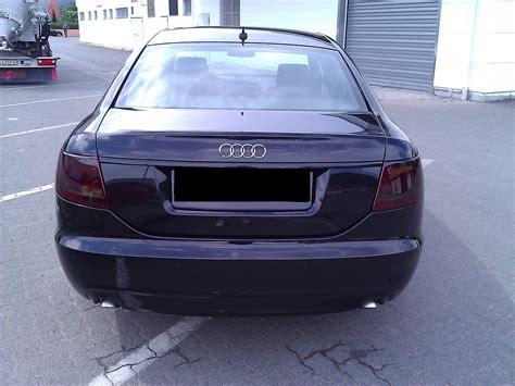 Audi A6 4f R Ckleuchten by Audi A6 4f Led R 252 Ckleuchten Schwarz Original Biete
