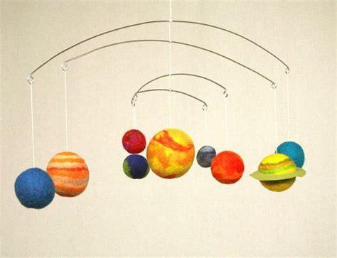 solar system mobile craft 17 ideen zu solar system mobile auf