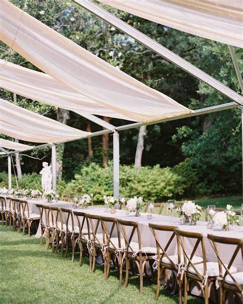 ide kreatif dekorasi tenda pernikahan  rumah sederhana