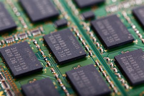 pc ram memory computer memory chips free stock photo domain