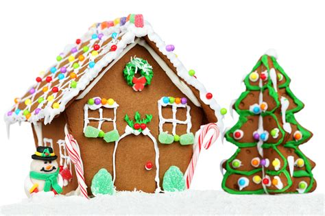 holiday houses ideas to make the simple gingerbread house host a gingerbread party