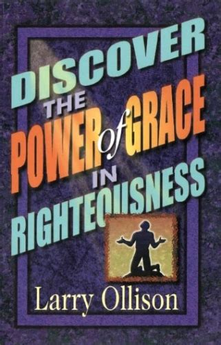grace in the water books discover the power of grace in righteousness