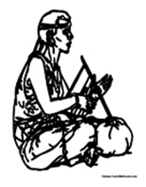 african music coloring pages people of africa coloring pages african people