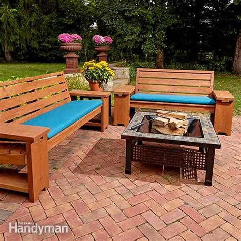 outdoor bench ends perfect patio combo wooden bench plans with built in end