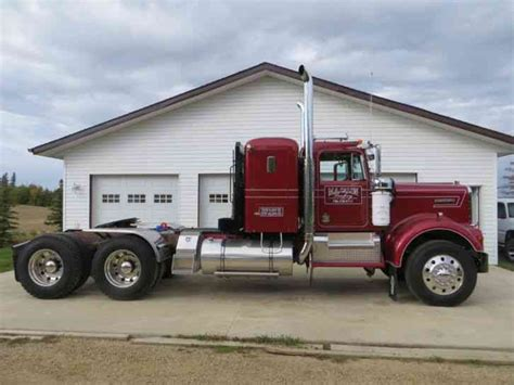 kenworth w900a kenworth w900a 1979 sleeper semi trucks