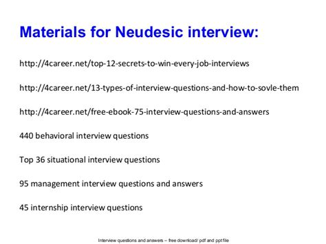 epl questions and answers neudesic interview questions and answers