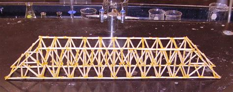 truss toothpick bridge designs www imgkid com the